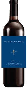 'Bottle of Young Inglewood 2013 Right Bank Blend'