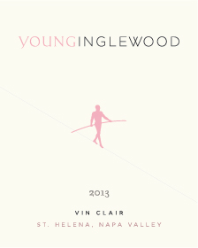 'Young Inglewood 2015 Vin Clair Ros&eacute'